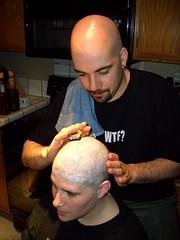 CIMG0811 (Unsavior) Tags: shave hadessa rob bald