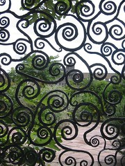 Celtic Spirally Wrought Iron - by bettlebrox