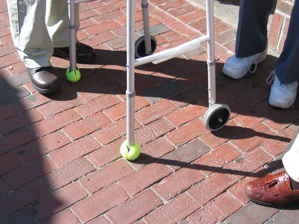 Access Solved With Tennis Balls