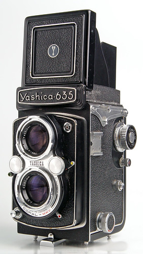 Yashica 635 by the other Martin Taylor