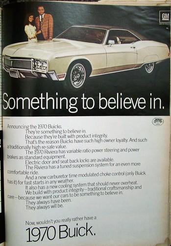 I Believe! I Believe!