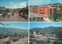 SARAJEVO-07 (posmatrac) Tags: bosna hercegovina razglednice