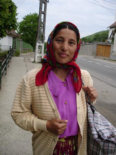 La belle tzigane, Transylvania road