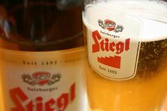 Stiegl Bier