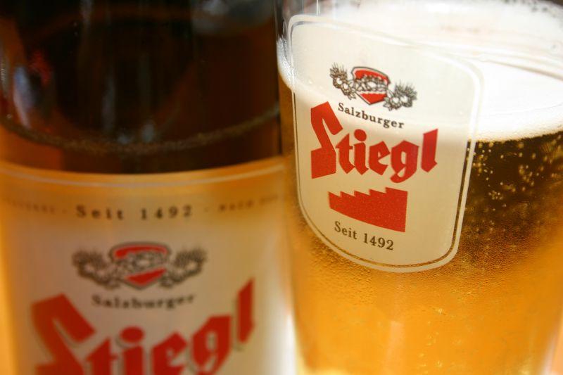 Stiegl Brewery Tour