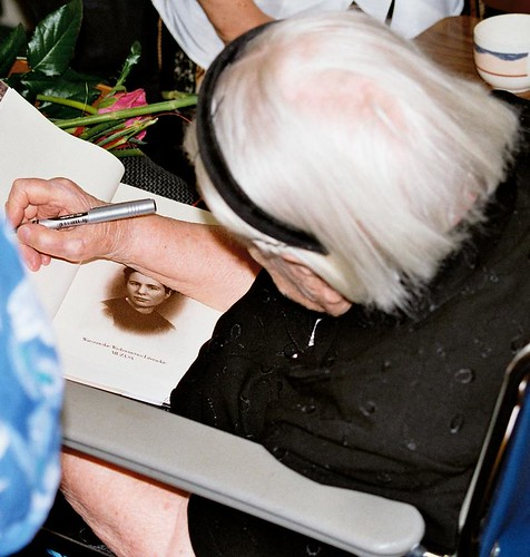 Autographing