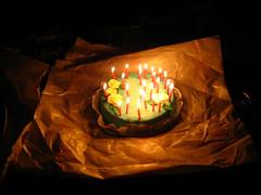 sweet birthday cake (ion-bogdan dumitrescu) Tags: birthday cake candles bitzi ibdp findgetty ibdpro wwwibdpro ionbogdandumitrescuphotography