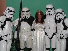 Imperial Storm Troopers_2 (uridev) Tags: santa costumes storm rabbit giant toys star oakland bay women san francisco mother troopers robots talent darth area legends imperial hours wars vader weddings fairyland outrageous 96 hubbard sfchronicle fairylandoaklandcostumewedding marrienette