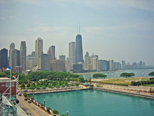 chicago, top attractions, sight seeing, most popular, top rated, sights, chicago lakefront, downtown