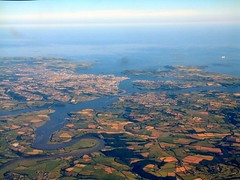 Plymouth and Devonport (ccgd) Tags: fromtheair england southcoast