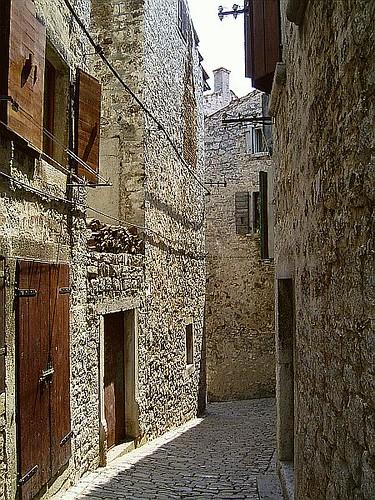 Rovinj óvárosa