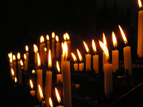 Church Candles 2004