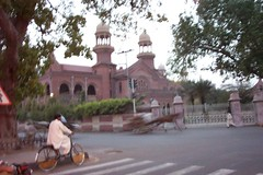 whats this? post office I think... in Lahore (piggsee) Tags: lahore friends ark abdul rehman khawar atif amjad asad mall road pakistan fakhar