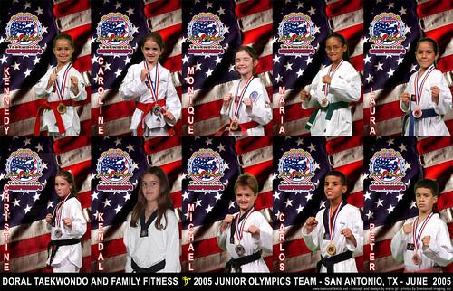 Doral Taekwondo Team