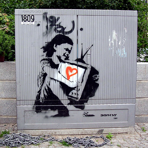 banksy tv