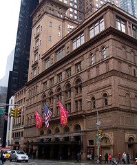 Carnegie Hall by Matchity, on Flickr