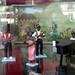 Jazz Band Figurines in a Paris Shop Window
