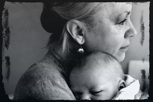 Nancy's first Grandchild