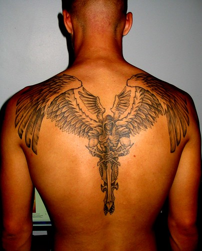 Chris's Ink - Arch Angel