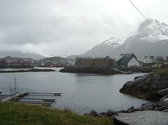 svolvr 1 (nordlys) Tags: norway lofoten island water cod fish codracks svinya