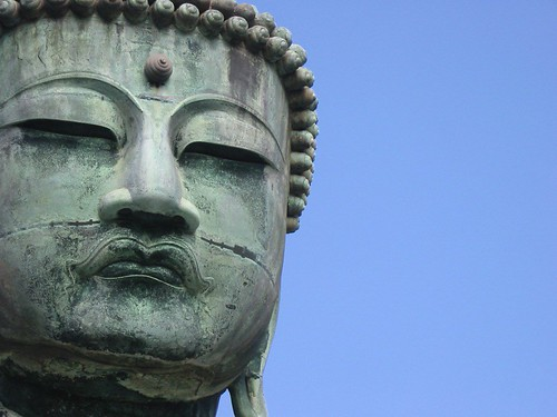 Great Buddha at Kamakura