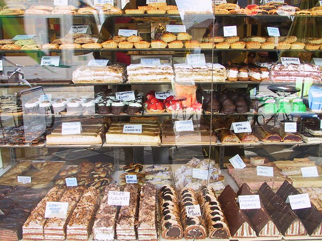 Acland Street Pastries