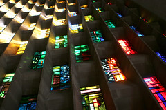 Coventry Cathedral Stained Glass (Davoud D.) Tags: light color colour deleteme deleteme2 deleteme3 architecture 2470mml saveme4 saveme5 saveme6 saveme savedbythedeletemegroup saveme2 saveme3 saveme7 details stainedglass 100v10f saveme10 vision saveme8 saveme9 coventry saveme11 coventrycathedral ncsm 30faves30comments300views