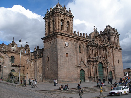 Cathedral at Cuzco