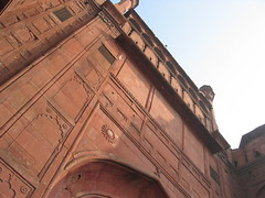 IMG_0036 (soulst0p) Tags: india redfort architecture wall