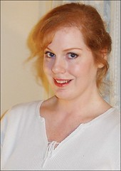 Valerie (TexasValerie) Tags: woman texas female redhead redhair blueeyes eyes smile face