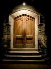 Dark Church (lakewentworth) Tags: door church wow lovely1 explore creativecommons princeton gloomyheart impressedbeauty cafebuono