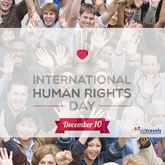 International-Human-Rights-Day-2016-MedTravels (Medtravels.in) Tags: humanrightsawareness worldhumanrightsday2016 goodpeople awareness helpeachother itsyourright standup bekind makeadifference support life everyonecounts medtravels