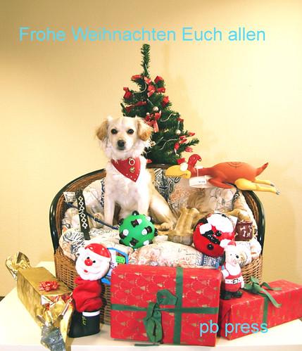 Tierweihnachten
