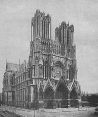 Reims Cathédrale du Sacre