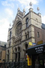 NYC - Chinatown: Eldridge Street Synagogue by wallyg, on Flickr
