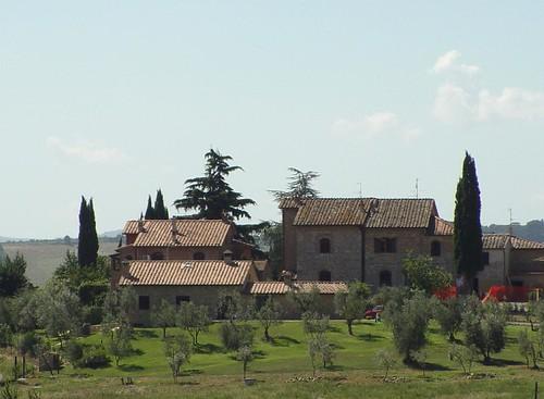 Tuscan Farm Italy Europe