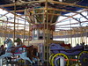 Indoor carousel at The Beach House, Glenelg