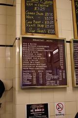 Regency Cafe Menu (kaszeta) Tags: food london sign menu greasyspoon pimlico