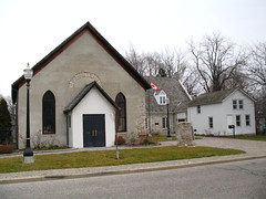Nazrey African Methodist Episcopal Church/North American Black Historical Museum
