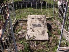 William Walker (duckmi) Tags: grave yard was exploring william where walker rest after squad firing laid facing