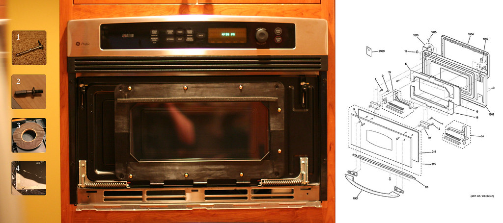 @#!$%! Microwave Door