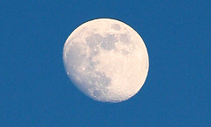 New Year's Eve Moon