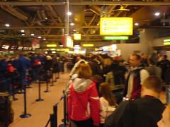 'Fast' Bag Drop at Heathrow T4