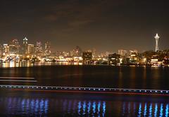 Seattle (jordonfoster) Tags: seattle night timeexposure top20flickrskylines