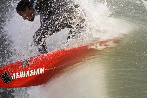 """Dustin Ray  """"D-Ray"""" - surfing-cayucos-ca-pier-1-2-07_054 AZHIAZIAM"""