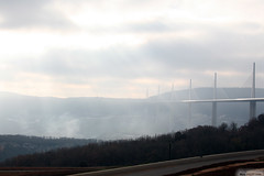 IMG_4411 copie (AlainG) Tags: bridge france canon south 2006 5d a75 millau viaduc aveyron