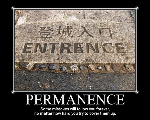 Motivator - Permanence