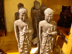 Buddhas at Essen Evolution 4