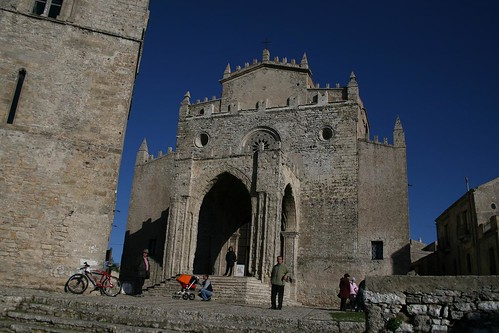 Church in Erice
