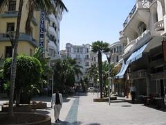 Casablanca (WrldVoyagr) Tags: street pedestrian morocco palmtree maroc casablanca